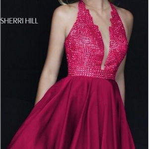 Sherri Hill Homecoming Prom Dress 1971